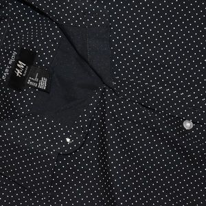 H&M Easy Iron Slim Fit Button Down